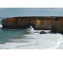 Tempest - Great Ocean Road, Victoria , Australia Photographic Print