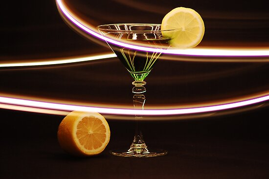 Limetini with a lemon twist by newport74