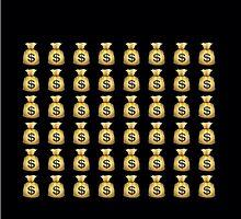 Money emojis by b0b0kin