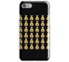 Money emojis iPhone Case/Skin