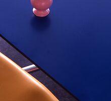 The Pink Salt Pot by Steve Outram