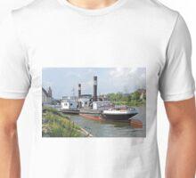 Danube Shipping Museum, Regensburg Unisex T-Shirt