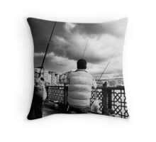 another turkish afternoon Throw Pillow