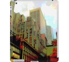 NYC series - #17 iPad Case/Skin