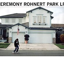 Ceremony - Rohnert Park LP by ThNTWRNG