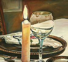 Christmas Dinner by Jennifer Lycke