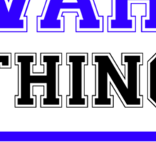 It's a WAHL thing, you wouldn't understand !! Sticker