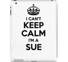 I cant keep calm Im a SUMNER iPad Case/Skin