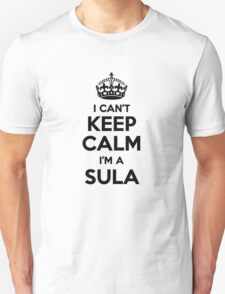 I cant keep calm Im a SULLY T-Shirt