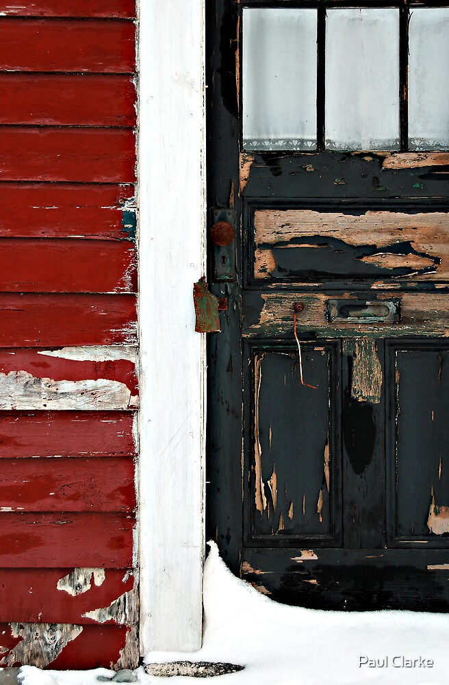 Rural Decay by Paul Clarke