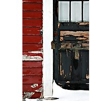Rural Decay Photographic Print