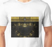 Golden Circuitry Unisex T-Shirt