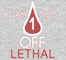 Forsen - 1 DMG off Lethal by OddGog