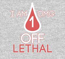Forsen - 1 DMG off Lethal Unisex T-Shirt