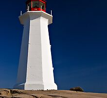 Peggy's Cove by Paul Clarke