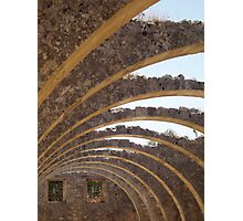 Arch Pattern Photographic Print