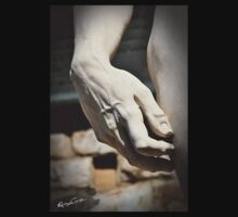 "The Hand of ""David di Michelangelo"", Florence Tuscany Kids Tee"