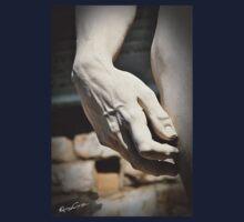 "The Hand of ""David di Michelangelo"", Florence Tuscany Kids Tee"