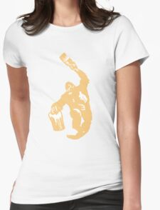 Brush & Bucket Womens Fitted T-Shirt
