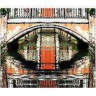 Venice Bridge Fresco by ragman