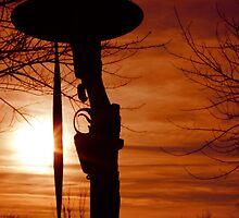 Dunkirk Veterans Sunset by Mark Wilson