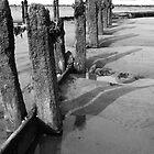 Sandsend beach by Stuart Brown