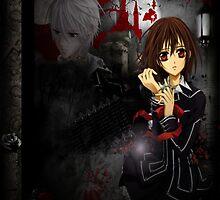 Vampire Knight by Kikixkuran