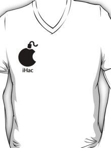 iHac(k) - Black Artwork T-Shirt