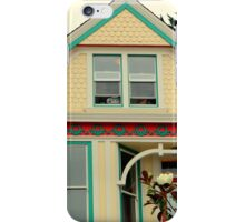 Just A Bit Of Christmas Trim... iPhone Case/Skin