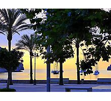 Remembering Summer Evenings In Majorca Photographic Print