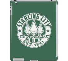 Starling City Arrows Version V02 iPad Case/Skin