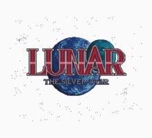 Lunar The Silver Star (Sega CD) Title Screen Kids Clothes