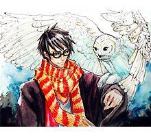 Harry Potter Photographic Print