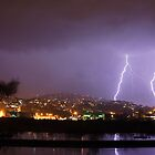 Lightning Stick by Tony Elieh