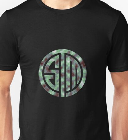 TSM Cloudy Green Sea Unisex T-Shirt