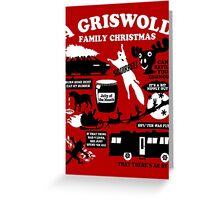 A Griswold Family Christmas Quotes Greeting Card