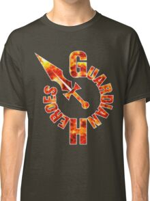 Guardian Heroes (Sega Saturn) Title Screen Classic T-Shirt