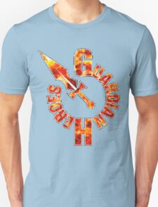 Guardian Heroes (Sega Saturn) Title Screen Unisex T-Shirt