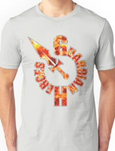 Guardian Heroes (Sega Saturn) Title Screen Unisex T-Shirt
