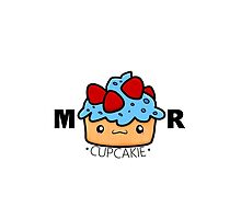 Mister Cupcakie Logo by TheInv4sion