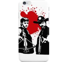 The Dead Saints iPhone Case/Skin