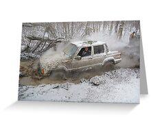mud time Greeting Card