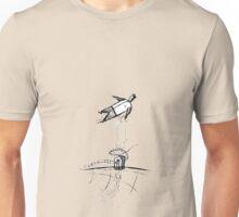 Floaty Man Unisex T-Shirt