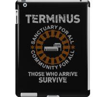 Terminus iPad Case/Skin