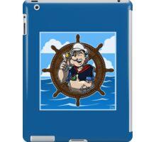 One Tough Gadzookas iPad Case/Skin