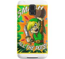 Smash All the Pots! Samsung Galaxy Case/Skin