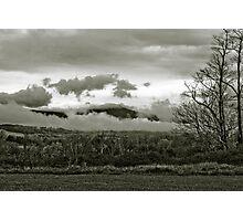 Blue Ridge Moutains Photographic Print