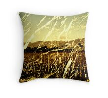 wither hills Throw Pillow