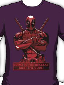 Deadpool - meet the cure T-Shirt