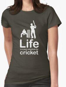 Cricket v Life - White Graphic T-Shirt